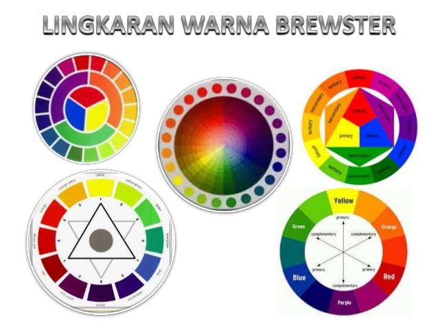 Teori warna dedesarna ccuart Images